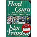 Hard Courts, John Feinstein, 0517117061