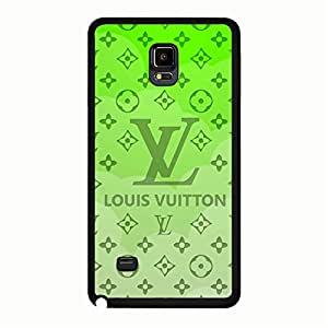 Attractive Design Style Louis and Vuitton Cover Case Snap on Samsung Galaxy Note 4 LV Protector Skin Case