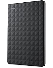Seagate Expansion Portable, 1 TB externe draagbare harde schijf voor PC (6,35 cm (2,5 inch), Xbox en PS4), 2019 Edition