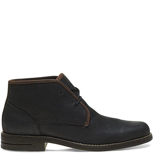 62341c4d7d9 Wolverine 1883 Men's Orville Desert Boot, Black, 7.5 D - Medium