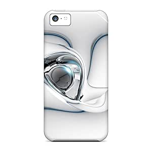 Premium Iphone 5c Case - Protective Skin - High Quality For White 3d