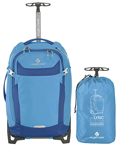 Eagle Creek Ec Lync System Carry-on, 22 inch Luggage, Brilliant Blue