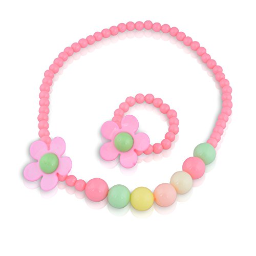 Kids Jewelry Set For Little Girls And Children
