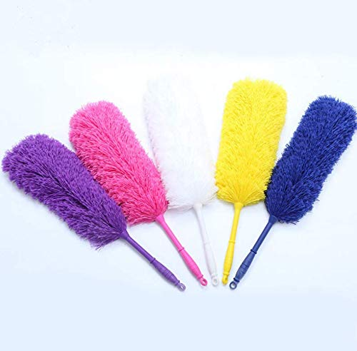 Feather Duster dusting Household electrostatic car with dustproof Tools Thick Sweeping ash Housework Cleaning Cotton Wool