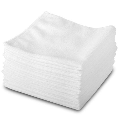 10 x Tea Towels 100/% Cotton BLUE MONO CHECK CLASSIC 50x76cm, COLOR