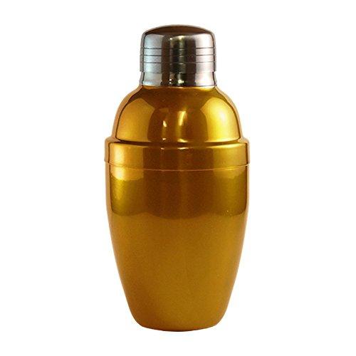 Gold Translucent TGIC Powder Coating Paint, 1lb ()