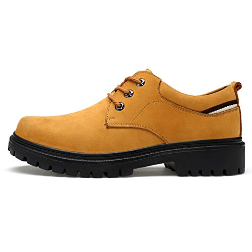 amarillo Feidaeu Zapatos Zapatos Feidaeu Hombre wzw7Oq