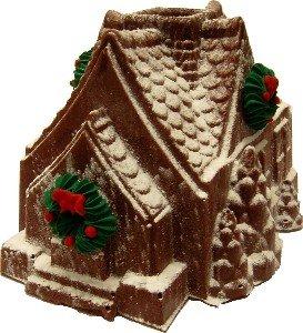 Gingerbread Christmas House Fake Food USA