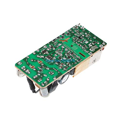 Utini AC-DC 12V 2.5A Switching Power Supply Board Board Replace Repair Module 2500MA Input 100-240V 50-60Hz