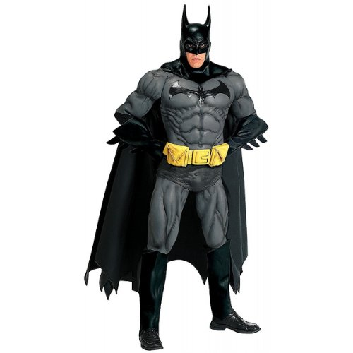 Edition Collectors Adult Costumes Batman (Collector's Edition Batman Adult Costume -)