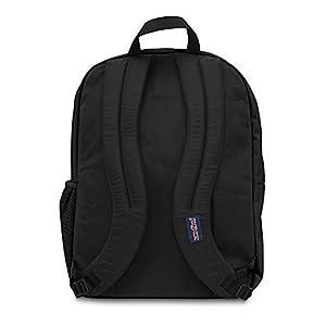 JanSport Big Student Solid Colors Backpack B1025: Black