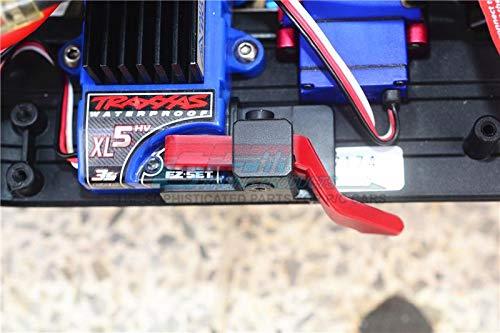 R//C Scale Accessories G.P.M 1 Set Easy Switch For TRX-4 Defender//TRX-4 Tactical Unit//TRX-4 Ford Bronco