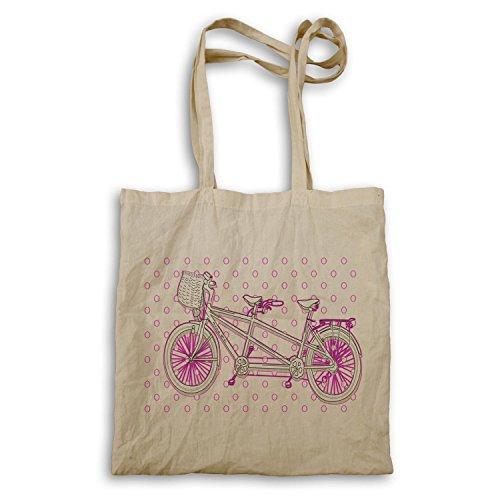 Ich liebe dich Hochzeitsplanung Fahrrad Funny Vintage Art Tragetasche a148r