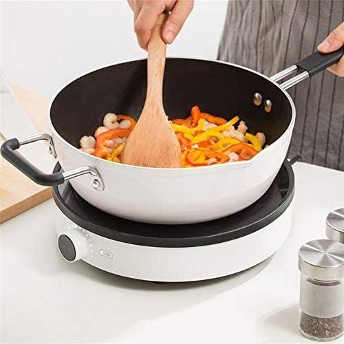 Smart Cuisinière à induction électrique Hotpot Four Plaque Creative Cuisinières contrôle précis Hot Édition Table de cuisson (Color : Induction cooker, Size : US plug)