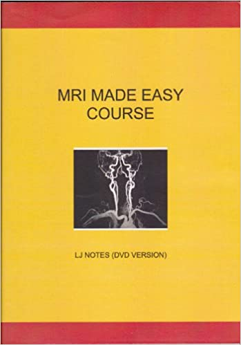 Amazon in: Buy MRI Made Easy Course: LJ Notes (DVD Version
