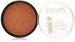 EVELINE ART MAKE-UP NATURAL BRONZING PRESSED powder 50 SHINE