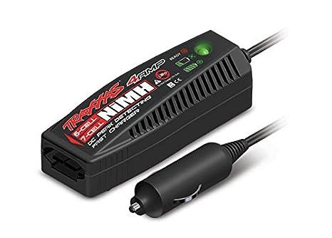 Traxxas 2975 - Cargador (4 A, Cargador de batería automático ...