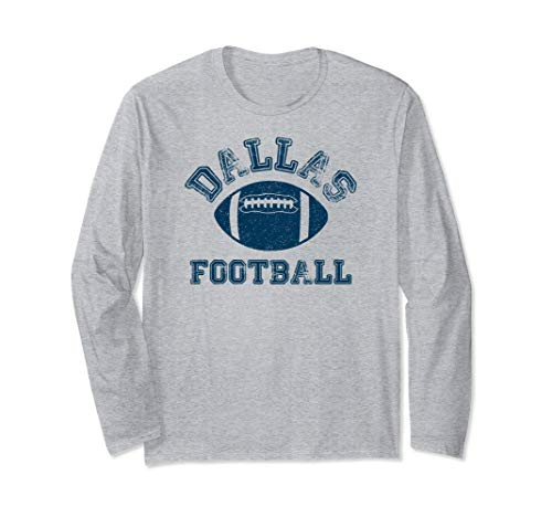 Dallas Distressed Pro Football Team Shirt Mens Womens