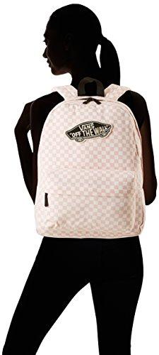 Vans Vans Checkerboard, Sac porté dos - Rose (Peach Skin), Taille Unique