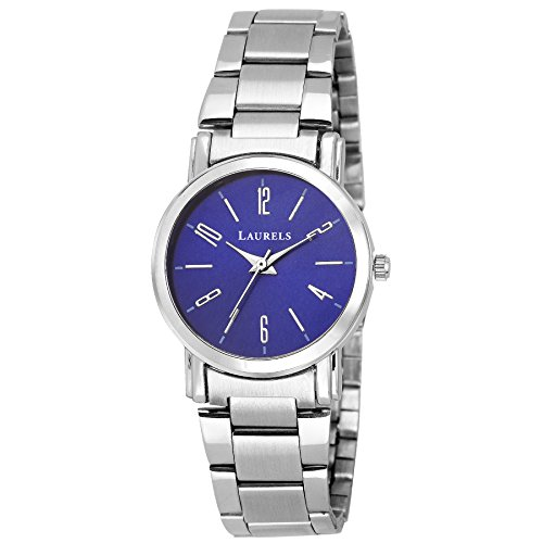 Laurels Soviet Blue Dial Analog Wrist Watch - For Women