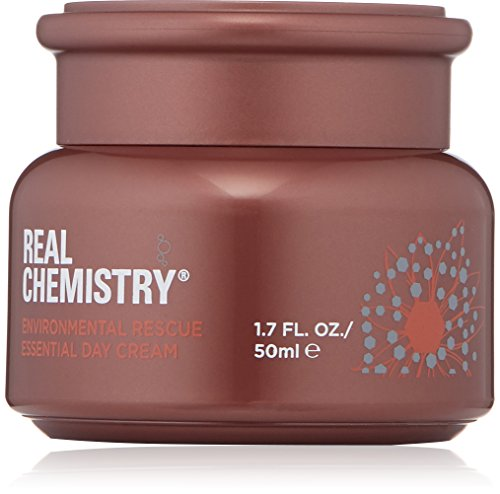 Real Chemistry Environmental Rescue Essential Day Cream, 1.7 oz
