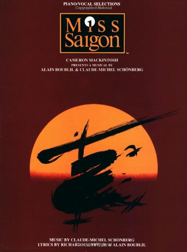 Miss Saigon (Piano/Vocal (Broadway Trolley)
