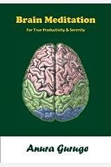Brain Meditation: For True Productivity & Serenity