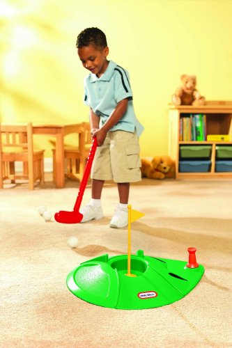 Image of Little Tikes Drive, Putt and Golf Set