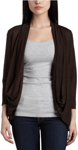 Kenneth Cole Women's Open-Front Cardigan