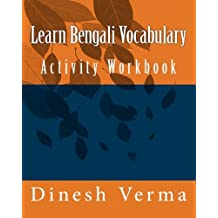 Learn Bengali Vocabulary Activity Workbook