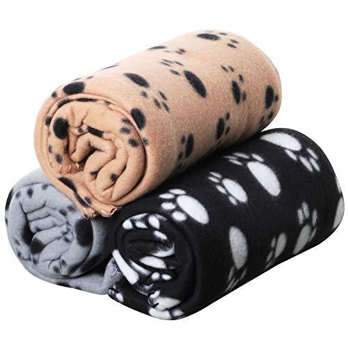 🥇 DIGIFLEX Manta Polar para Mascotas – Tamaño SG