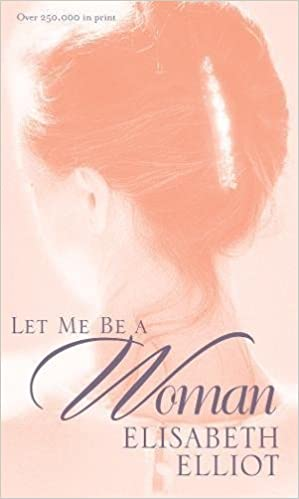 LET ME BE A WOMAN PB
