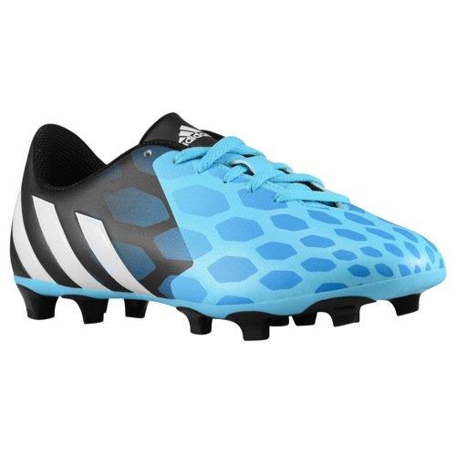 New Adidas Boy's Predito Instinct FG Soccer Cleats Solar Blue/Black 13 (Shoes Adidas Predito Women)