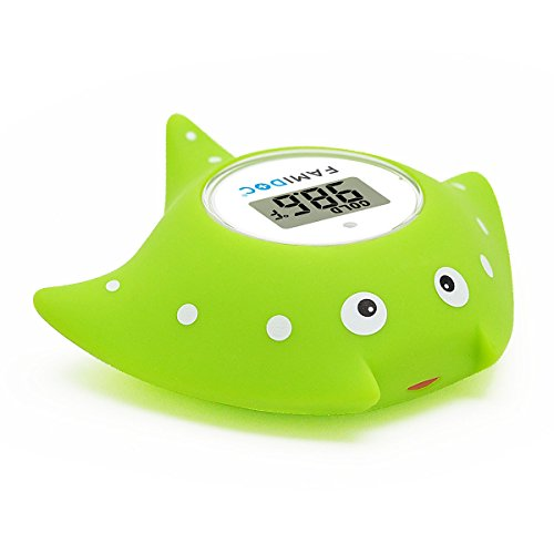 oating Toy Room Thermometer Bath Tub Thermometers, Fish (Floating Tub)