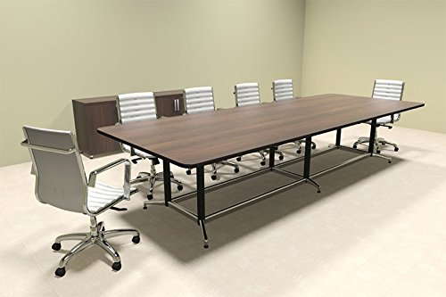 12' Rectangular Conference Table - 4