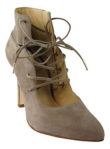 Mujer De Vestir Zapatos Green Para Paul Piel Gris wq7paYwxE