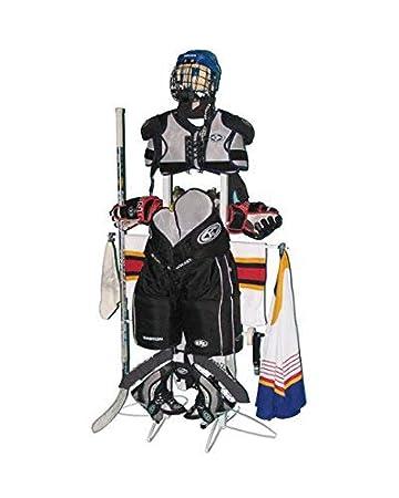 Wet Gear Hockey Equipment Dryer Rack Metal Locker Deluxe Model