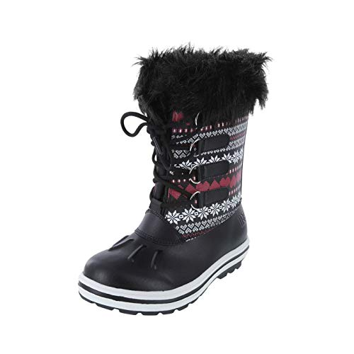 Pictures of Rugged Outback Black Red Girls' Brisk Fashion 177440130 1