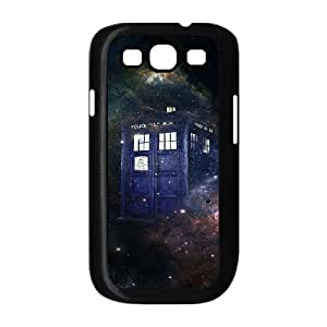 YUAHS(TM) Custom Phone Case for Samsung Galaxy S3 I9300 with Doctor Who, Police Box YAS039660