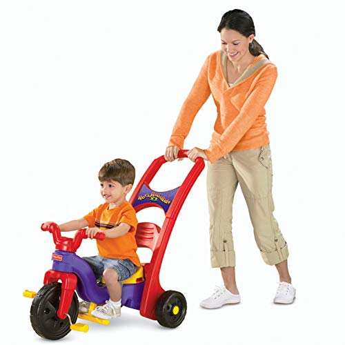 Fisher-Price Rock, Roll 'n Ride Trike [Amazon Exclusive]