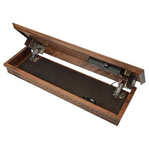 (StreetWise Quick Shelf Safe with RFID - Walnut)
