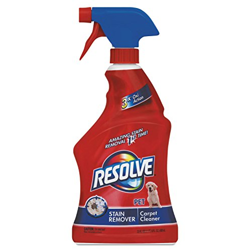 RESOLVE Stain Carpet Cleaner Bottle