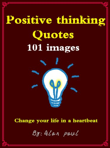 Positive Thinking Quotes Images Heartbeat ebook