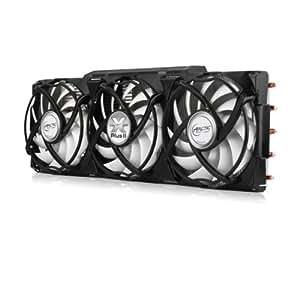 ARCTIC Accelero Xtreme+ II VGA Cooler - nVidia & AMD, 3 Quiet 92mm PWM Fans, SLI/CrossFire
