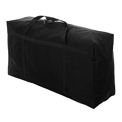 a17504486953 Travel Organizer Bag, Elisona 80x43x28cm Waterproof Oxford Cloth Luggage  Storage Bag Organizer Container for Travel School Moving House Duvet  Clothes ...