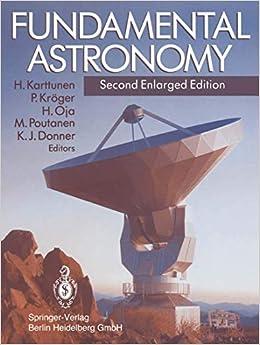 Fundamental Astronomy: Amazon.es: Karttunen, Hannu, etc ...