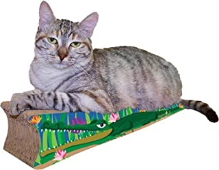 product image for Imperial Cat Scratch 'n Shape, Small Crocodile