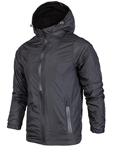Zip Wind Rain Jacket - 7