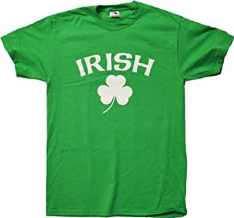 IRISH PRIDE Unisex Ireland T-shirt / St. Patrick's Day Irish Pride Tee Shirt-Green-Small