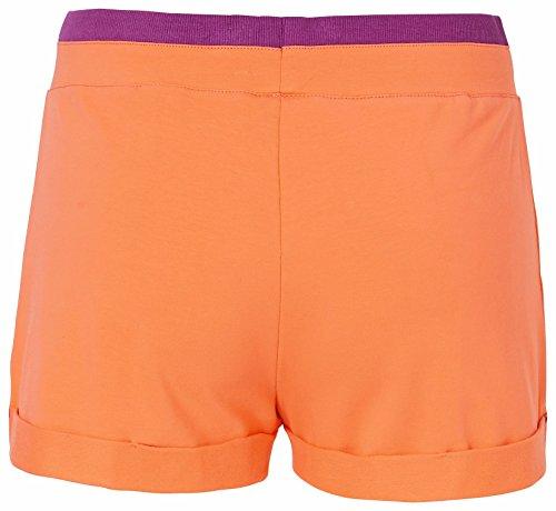 Feel Arancione Donna Pantaloncini carotte Erima Green IBEwx